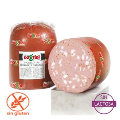 Mortadella Peperoncino 5kg X 1ud Negrini