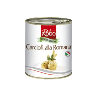 Carciofi Alla Romana 750grx6uds Robo