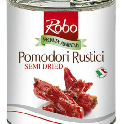 Pomodori Rustici Semisecchi 780 Gr X 6 Und
