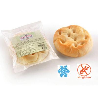 Focaccia Sin Gluten 70 Gr Congelada