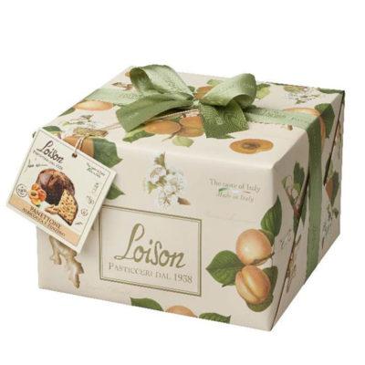 Panettone All'albicocca E Zenzero 1kgx6 Uds Loison