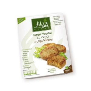 Burger Vegetali Classic Con Alga Wakame 200gx7u