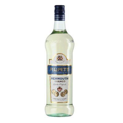 Vermouth Bianco 1lx6uds 14,8% Filipetti