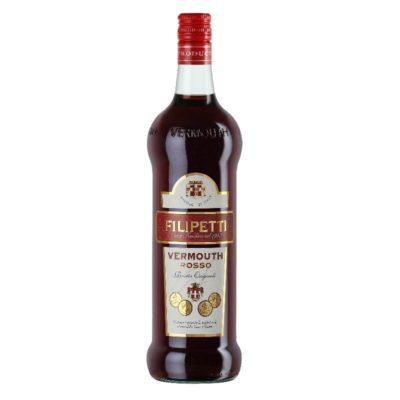 Vermouth Rosso 1lx6uds 14,8% Filipetti
