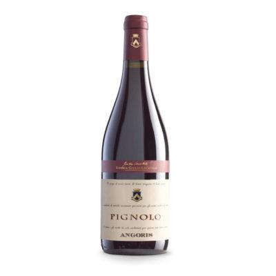 Pignolo Doc Fco 0,75 L X 6ud 2012 Ris.giulio
