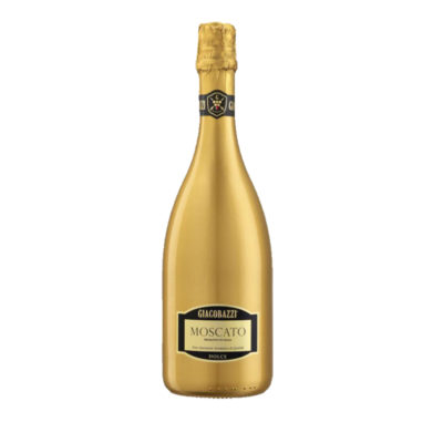 Moscato Blanco Gold Edition 0,75 L X 6ud Giacobazz