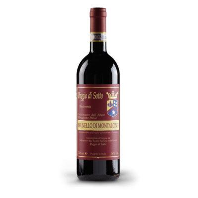 Brunello Di Montalcino Docg 2013 0,75l X 6ud