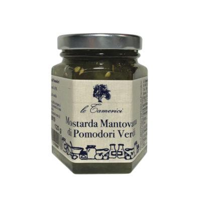Mostarda Di Pomodori Verdi 120g X 6ud Tamerici