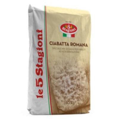 Farina Mix Ciabatta Romana 10kg X 1ud Agugiaro