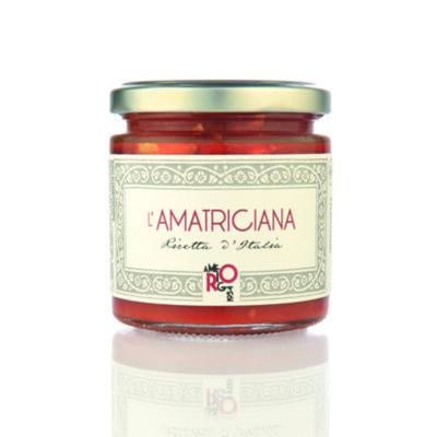 Salsa Amatriciana 200gx6ud Dispensa Di Amerigo