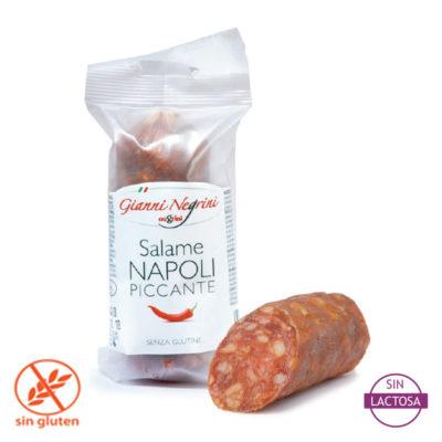Salame Napoli Picante  125g X 8ud Negrini