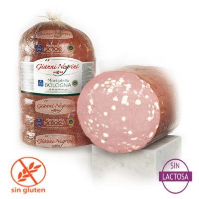 Mortadella Bologna Igp Rossa 9,5kg X 1 Ud Negrini