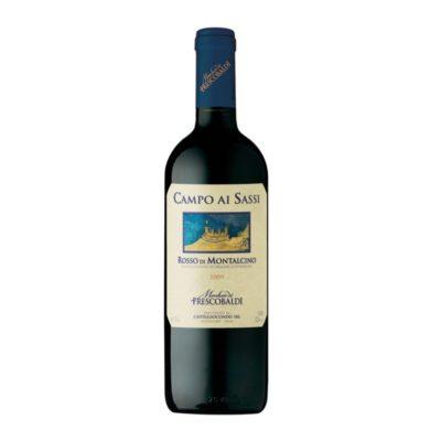 Rosso Di Montalcino Campo Sassi 0,75lx6ud Tenute