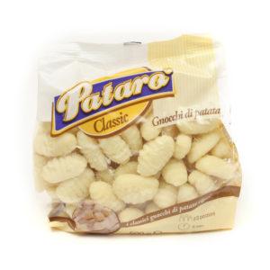 Gnocchi Patata 0,5kg 12u Pastaio