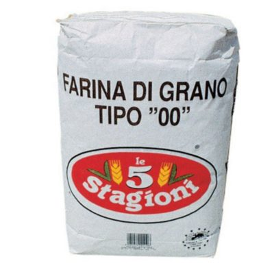 Farina 00/manitoba 25kg 1u 5stagioni