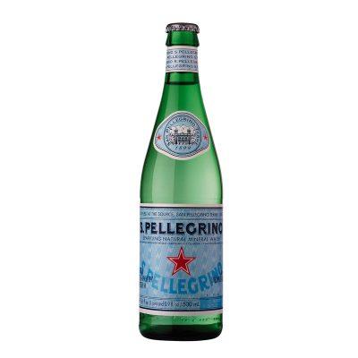 Agua 500 Ml X 24 Uds San Pellegrino