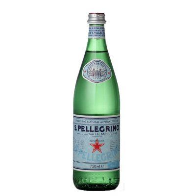 Agua 750 Ml X 15 Uds San Pellegrino