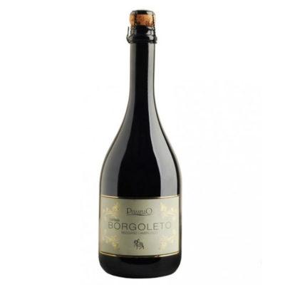 Lambrusco Doc Reggiano Borgoleto 0,75 Ml
