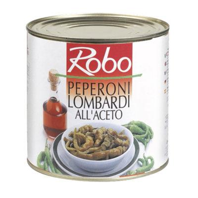 Peperoni Lombardi 3 Kg X 6 Robo