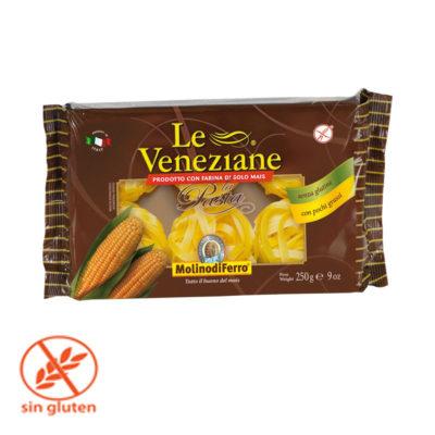 Fettuccine Sin Gluten 250gr X 12und Veneziane