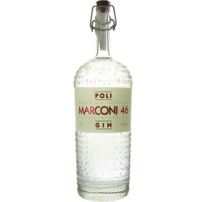 Gin Marconi 46  0,70 Lt 46§ X6 Uds Poli