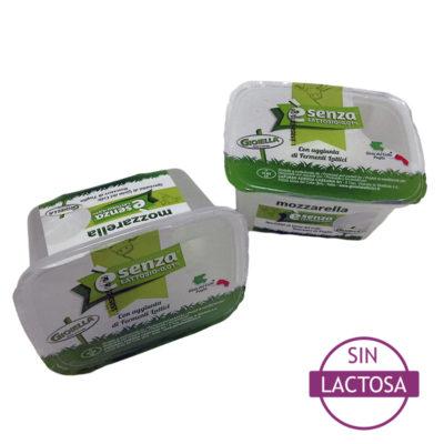 Mozzarella Sin Lactosa 125grx6 Gioiella