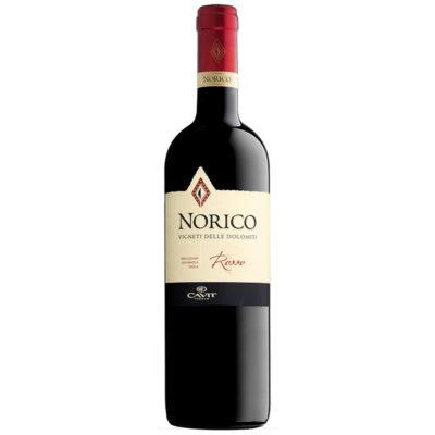 Norico Rosso Igt Vigneti Delle Dolom 0,75×6 Ud Cav