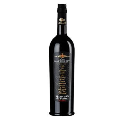 Vermouth Classico Rosso 0,75 6u 18% Martelletti