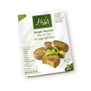Burger Vegetali C/olive Con Alga Spirulina 200gx7u