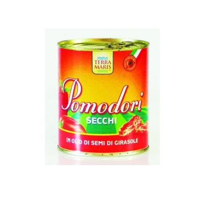 Pomodori Secchi In Olio 740g X12 Ud Terramaris