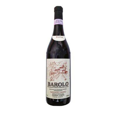 Barolo Riserva 0,75l X 6ud  Gagliasso