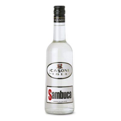 Sambuca 0,7l 6u 38% Casoni