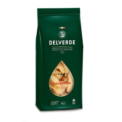 Conchiglioni Delverde 500gr X 12 Unid