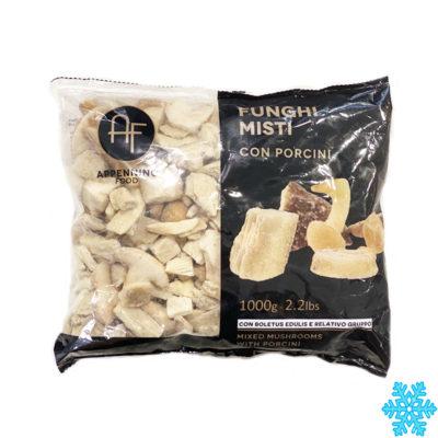 Funghi Porcini Cong Misti 1 Kg X 6 Appennino