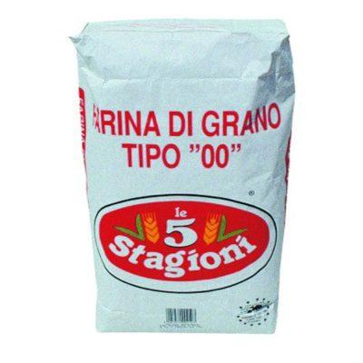 Farina 00 W 380 Sacco Rojo 25kg 1u 5stag