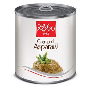 Crema Di Asparagi 800 Gr X 6 U Robo