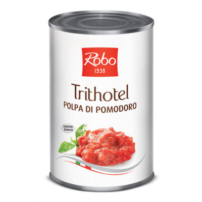 Trithotel Polpa Pomodoro 2,50 Kx6 Ud Robo