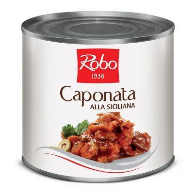 Caponata Alla Siciliana 2kg X6uds