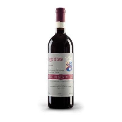 Rosso Di Montalcino Doc Poggio Sotto 0,75 L X 6ud