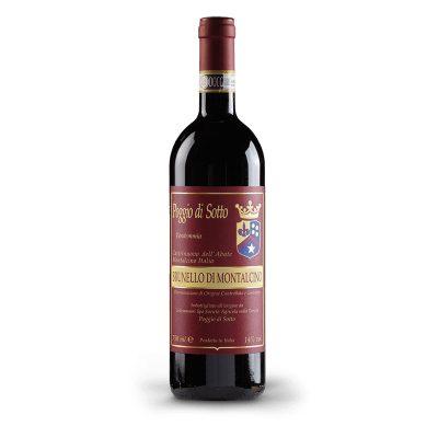 Brunello Di Montalcino Poggio Docg 0,75l X 6ud