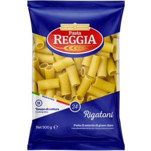 Rigatoni 500gx24uds Pasta Reggia