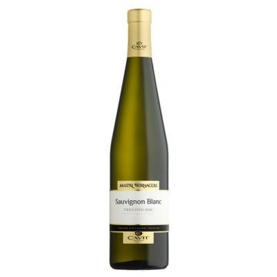 Sauvignon Blanc Doc Mastri Vernacoli 0,75x6u Cavit