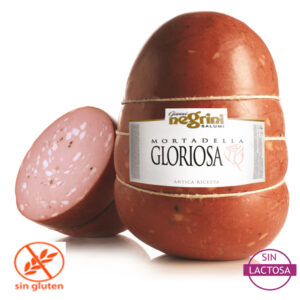 Mortadella Gloriosa Igp Vesc Mezza 6kg X 2u