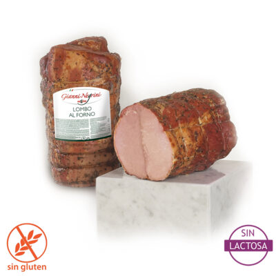 Lombo Al Forno2,5kg X 2 Ud