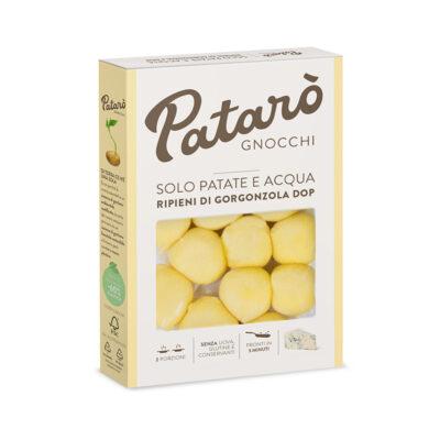 Gnocchi Rip Gorgonzola 0,4 Kg 6u Pastaio