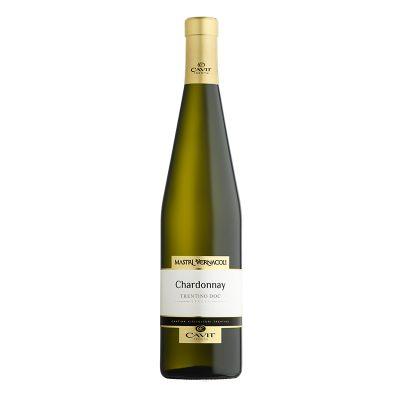 Chardonnay Doc Mastri Vernacoli 0,75lx6ud Cavit