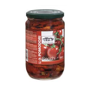 Pomodori Secchi In Olio 0,63kg 6u Alis