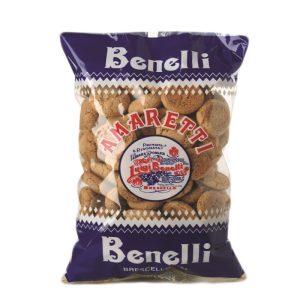 Amaretti Benelli 0,3kg 12u Alis