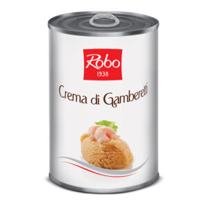 Crema Gamberetti 0,4 Kg X 6 Uds Robo
