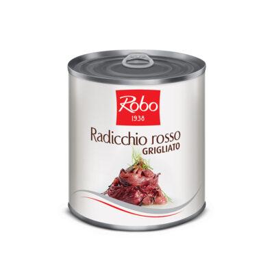 Radicchio Rosso Grigliato 0,7kg X 6ud